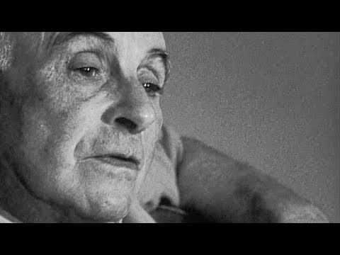 Vidéo de Francis Ponge