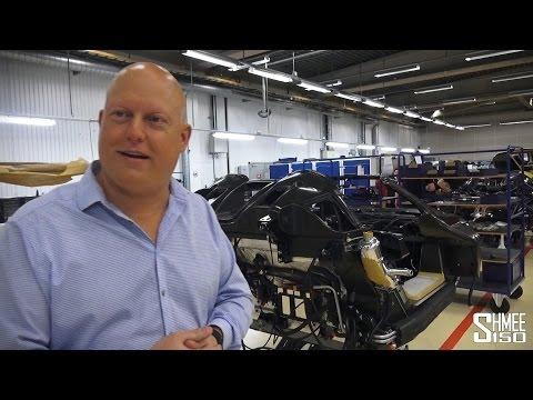 Một vòng thám thính nhà máy sản xuất Koenigsegg