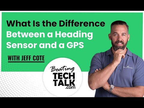 Ask PYS - What Is the Difference Between a Heading Sensor and a GPS?