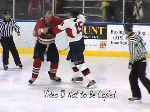Chase Tippin vs. Simon Desormeaux