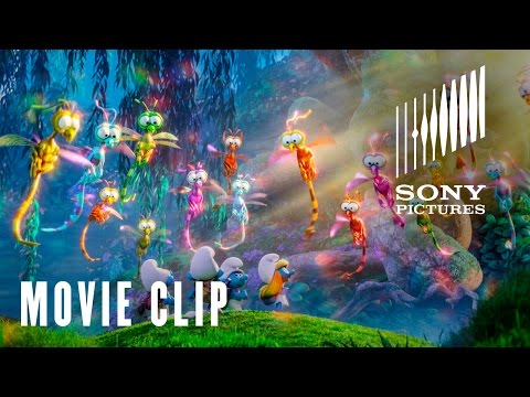 Smurfs: The Lost Village (Clip 'Flowers')