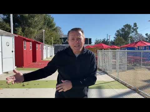 DOPE: Chandler Blvd Tiny Home Village Tour
