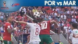 2018 FIFA: Ronaldo scores anew as Portugal eliminates Morocco, 1-0