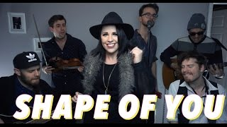 Shape Of You - Ed Sheeran // Stacey Kay Cover