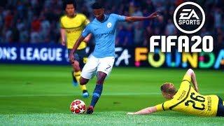 FIFA 20 - Official Reveal Trailer ft. VOLTA Football | E3 2019