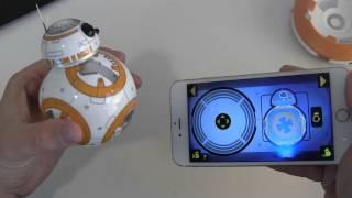 Star Wars BB-8 Droid einrichten und kurzer Test