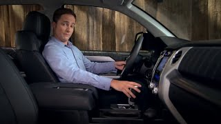 2014 Tundra How-To: Front And Rear Parking Assist Sonar   Toyota
