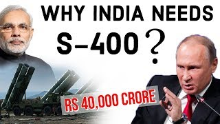 S400 Russian Missile Defence System - Why it is so important for India ?