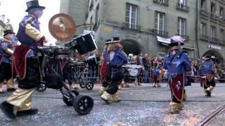 スイス発 ベルンのファスナハトパレード・次世代の育成!? 5 【スイス情報.com】