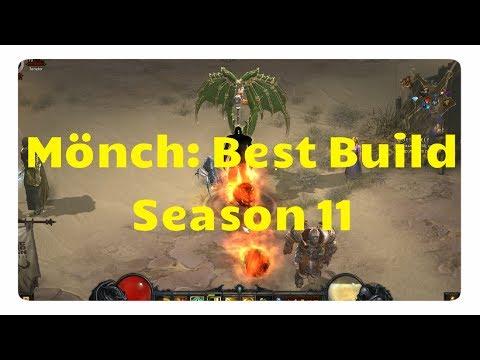 Mönch: Der beste Build für Season 11 (LON LTK Build, Patch 2.6)