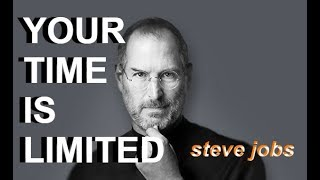 """YOUR TIME IS LIMITED 