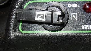 Powder Extreme Rebuild #12: Choke Cable Install!