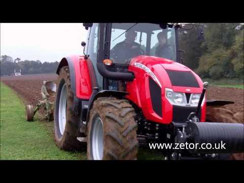 Zetor Tractor Forterra