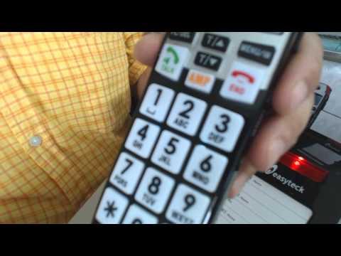 cordless telefono per anziani
