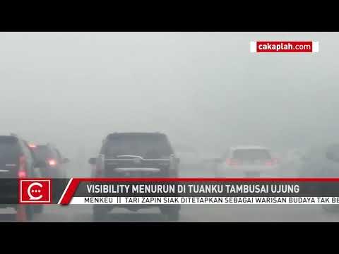 VIDEO: Asap Muncul Lagi di Pekanbaru, Sekolah As-Shofa Liburkan Seluruh Siswanya