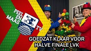 GoedZat klaar voor halve finale - 5 januari 2021 - Peel en Maas TV Venray
