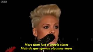 Pink - Try Lyrics e Tradução