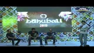 Baahubali -Sneak Peek at MFCC 2014