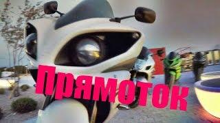Прямоток против полицейских!!! 100500дБ  Kawasaki Ninja ZX6R  - NO EXHAUST