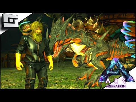 ARK ABERRATION! TAMING A REAPER KING FOR REAL! ( Ark Aberration Gameplay E16 )
