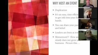 How to Host an Event/Sip n See