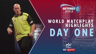 2020 Betfred World Matchplay Highlights | Night One