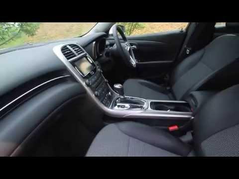 Chevrolet Malibu 2014 Test Drive