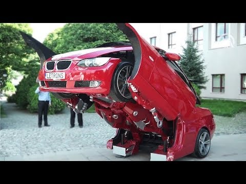 ✅7️⃣ Real Transforming Vehicles You Didn't Know Existed