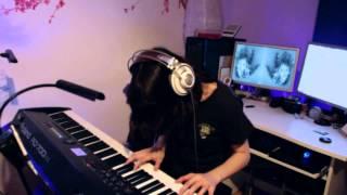 Depeche Mode -  Clean - piano cover