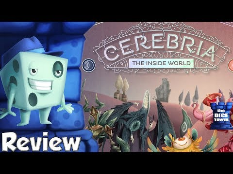 Cerebria: The Inside World Review - with Tom Vasel