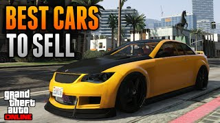 GTA 5 Online - Top 5 Best Cars To Sell on GTA 5 Online! - Fast Money on GTA 5 Online