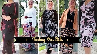 The Fashion Tag ! My Boho Lookbook Over 60