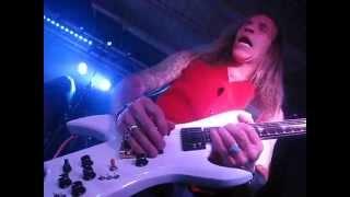 THE DAVID REECE BAND - GENERATION CLASH - (ROCK N' SKULL)