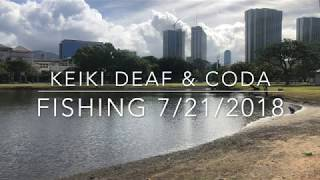 Keiki Deaf & Coda Fishing