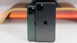 Apple iPhone 11 Pro vs Apple iPhone 11 Pro Max - Which should you choose?