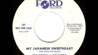 The Town And Country Brothers - My Japanese Sweetheart