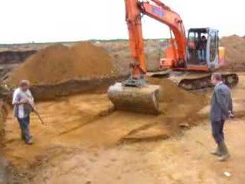 Opgravingen op Sterckwijck Beugen