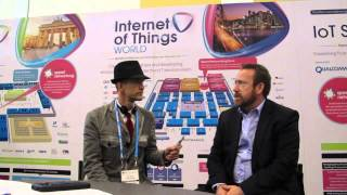 App Resource Connect @ IoT World: Gavin Whitechurch of Informa Telecoms and Media