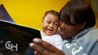 Reading with Your Infant: Tips from Reach Out and Read