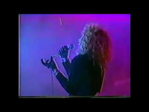 Crimson Glory - Painted Skies (Live) With Midnight HQ Audio