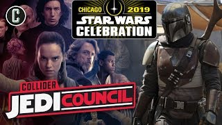 Star Wars Celebration Preview: What Will We See From Episode IX And The Mandalorian?   Jedi Council