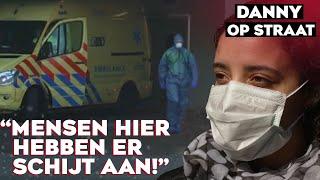 Mensen in Brabant LACONIEK over coronavirus?   DANNY OP STRAAT #8