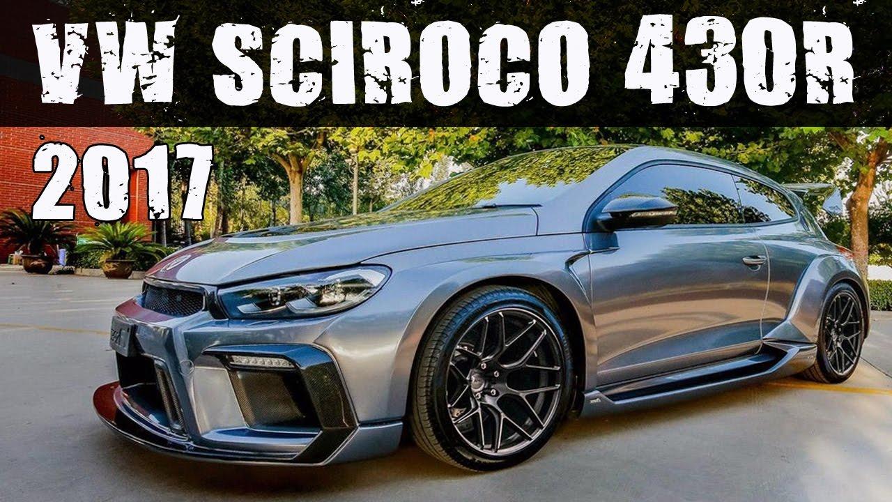 Volkswagen Scirocco R reçoit le kit d'amélioration PPJ430 de l'Aspec