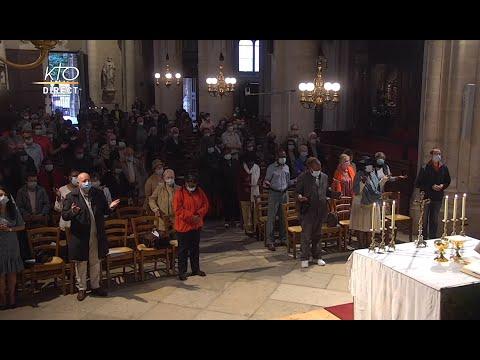 Messe du 29 août 2021 à Saint-Germain-l'Auxerrois
