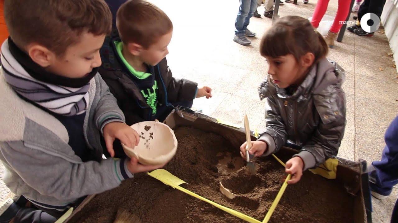 Projecte Magnet: Escola Samuntada i Institut Català de Paleontologia