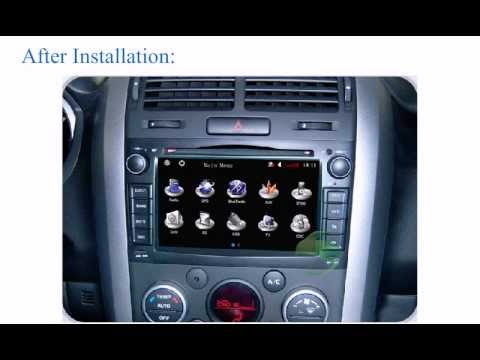 suzuki grand vitara 2011 dvd navigation system with radio. Black Bedroom Furniture Sets. Home Design Ideas