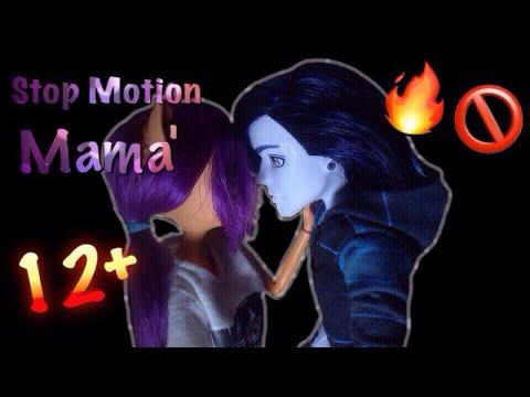12+ Элджей-Mama' || Stop Motion