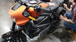 Livewire On Display At Brian's Harley-Davidson Langhorne, PA