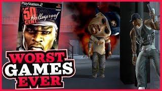 Worst Games Ever - 50 Cent: Bulletproof