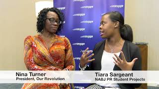 NABJ17: Nina Turner on Young People and Politics